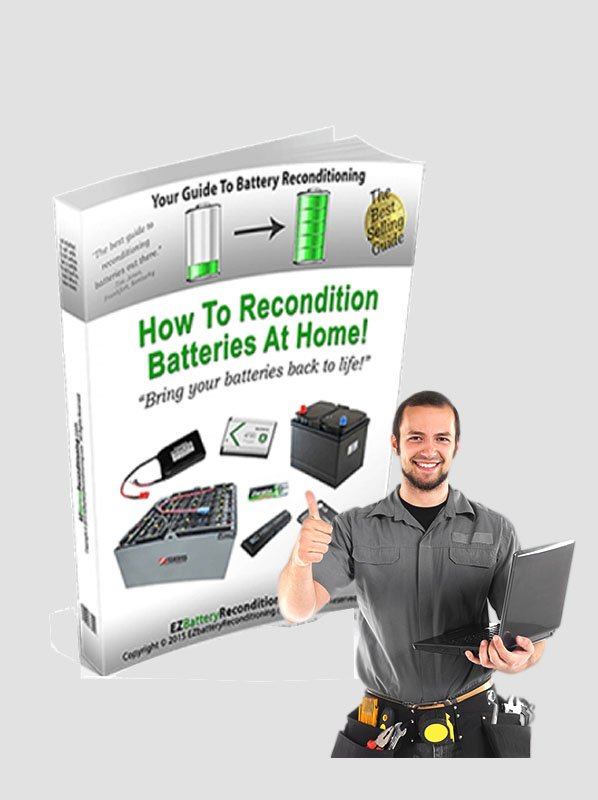 Ez Battery Reconditioning Review - How to Recondition A Battery